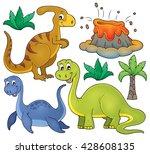 Dinosaur Topic Set 3   Eps10...