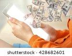 Financial Concept. Make Money...