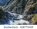 a river from mueller lake in... | Shutterstock . vector #428772439