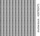 hand drawn herringbone pattern. ...   Shutterstock .eps vector #428782471