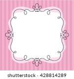 picture frame invitation