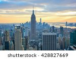 new york  united states  ... | Shutterstock . vector #428827669