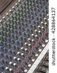 console mixer | Shutterstock . vector #428864137