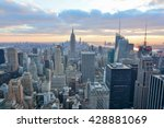new york  united states  ... | Shutterstock . vector #428881069