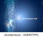 abstract modern geometrical...   Shutterstock .eps vector #428907991