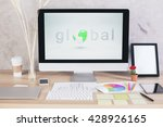Global Network Concept With...