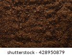 soil texture background seen... | Shutterstock . vector #428950879