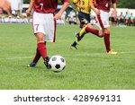 football soccer   Shutterstock . vector #428969131
