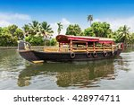 Beauty Boat In The Backwaters ...