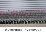 Number Of Metal Carts At...