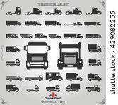 truck icon  truck icon vector ...