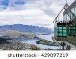 queenstown  new zealand may 10  ... | Shutterstock . vector #429097219