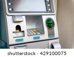 atm machine   Shutterstock . vector #429100075