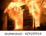 Photo Of Huge Flame Distracting ...