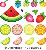 design for fabric textile ... | Shutterstock .eps vector #429160981