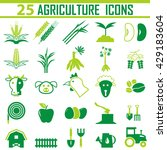 agriculture icon.