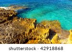 sea and rock | Shutterstock . vector #42918868