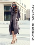 outdoor dynamic fashion... | Shutterstock . vector #429189169