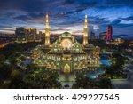 kuala lumpur  malaysia   29 may ...   Shutterstock . vector #429227545
