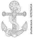 Anchor Coloring Book For Adult...