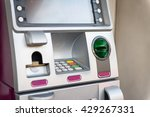 atm machine   Shutterstock . vector #429267331
