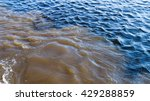 Brown Gray Dirty Muddy Water...