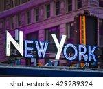 Generic New York Signage Made...
