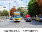 sofia  bulgaria   august 17 ... | Shutterstock . vector #429408694