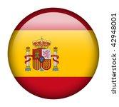 flag button series of all... | Shutterstock . vector #42948001