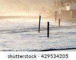 sea storm | Shutterstock . vector #429534205