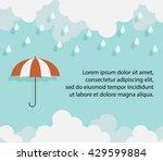 Happy Monsoon Season Background ...