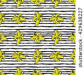 seamless vector pattern with... | Shutterstock .eps vector #429638227