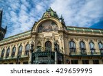 Municipal House In Prague