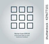 vector table icon