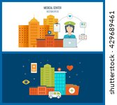 vector illustration concept for ... | Shutterstock .eps vector #429689461