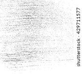 black grainy texture isolated...   Shutterstock .eps vector #429711577