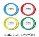 high quality modern circular...