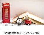 Diary Memory Of London Waiting...