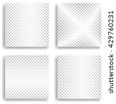 abstract halftone dots.... | Shutterstock .eps vector #429760231