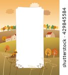 label with a copy space | Shutterstock .eps vector #429845584