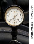 Very Old Steam Manometer