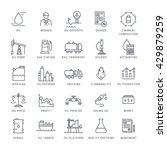 set vector line icons with open ...   Shutterstock .eps vector #429879259