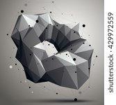 contemporary technology black... | Shutterstock .eps vector #429972559