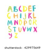 vector set  of colorful...   Shutterstock .eps vector #429975649