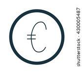 vector euro icon