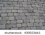 texture background of old stone ... | Shutterstock . vector #430023661