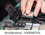 assembling high performance... | Shutterstock . vector #430040701