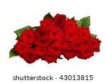 bunch of roses | Shutterstock . vector #43013815
