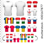 collection of various soccer...   Shutterstock .eps vector #430167877