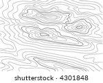 topography  vector  | Shutterstock .eps vector #4301848